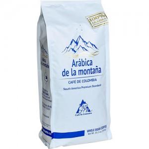 Кофе в зернах Arabica de la montana, 1000 г