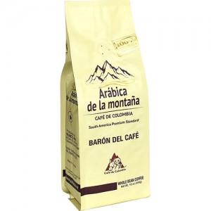 """Кофе в зернах Arabica de la montana """"Baron del cafe"""", 454 г"""