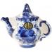 Чайные цветы (чай 50 г + малый чайник 450 мл)